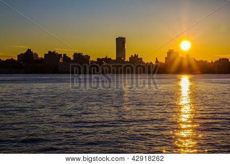 Manhattansunrise