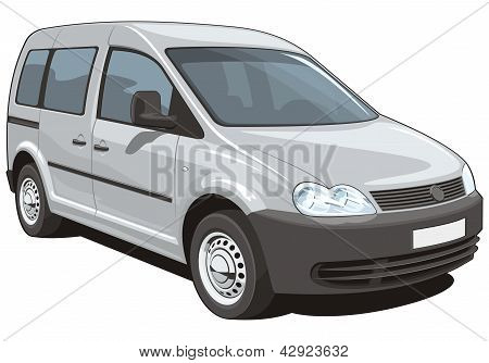 Minivan - my design