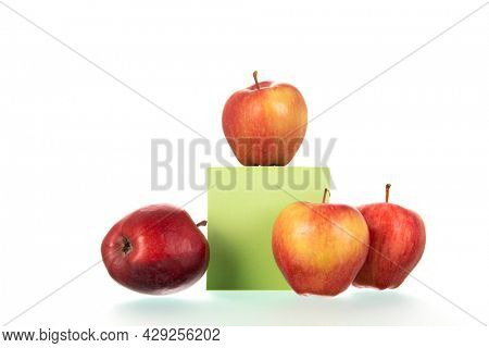 Red apples are the champion
