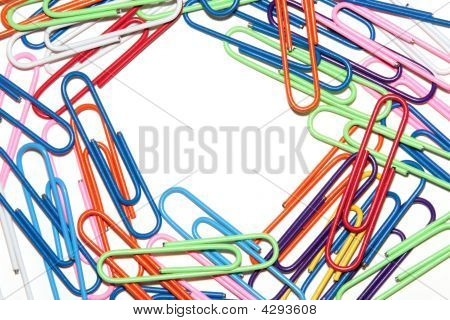 Paperclips Around