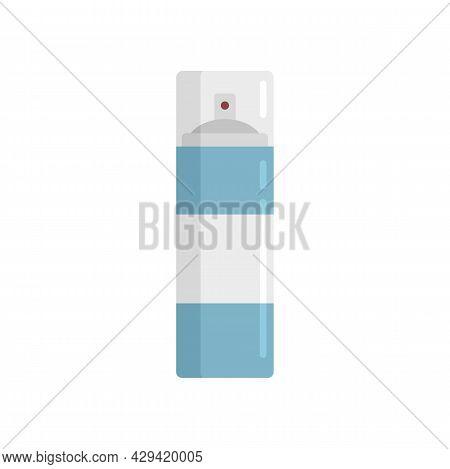 Survival Spray Bottle Icon. Flat Illustration Of Survival Spray Bottle Vector Icon Isolated On White