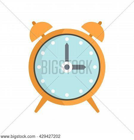 Alarm Clock Repair Icon. Flat Illustration Of Alarm Clock Repair Vector Icon Isolated On White Backg