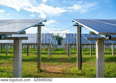 Solar Photovoltaic Panels And Solar Photovoltaic Power Generation Systems,green Energy And Sustainab