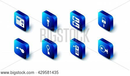 Set Locked Key, Casting Keys, Picks For Lock Picking, Key, Digital Door, Old, Broken And House Inter