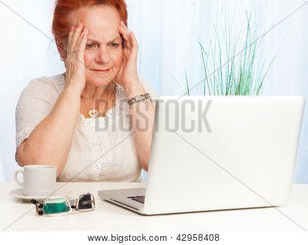Granny Confused