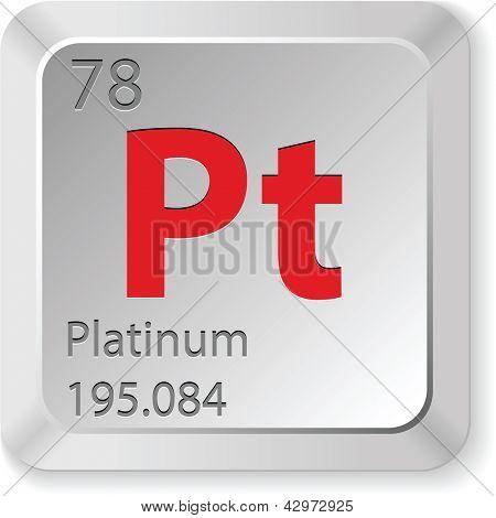 platinum element