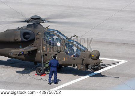 Turkish Police Aviation T-139 Atak