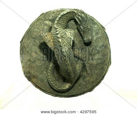 Chinese Dragon Seal Symbol