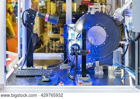 High Precision Vision Inspection In Continuous Automation Line For Sort Or Screen Of Product Quality