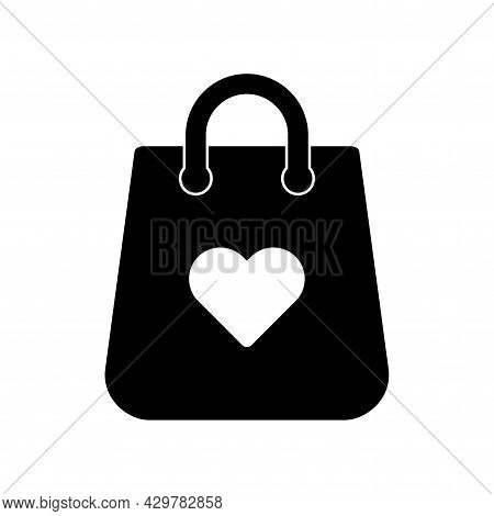 Bag Icons. Bag Icon Isolated On White Background, Bag Icon Vector Design Illustration. Bag Icon Simp