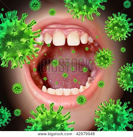 Doença contagiosa
