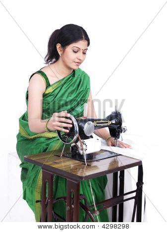 Asian Female Tailor