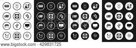 Set Motherboard Digital Chip, Computer Cooler, Video Graphic Card, Ram, Random Access Memory, Lan Ca