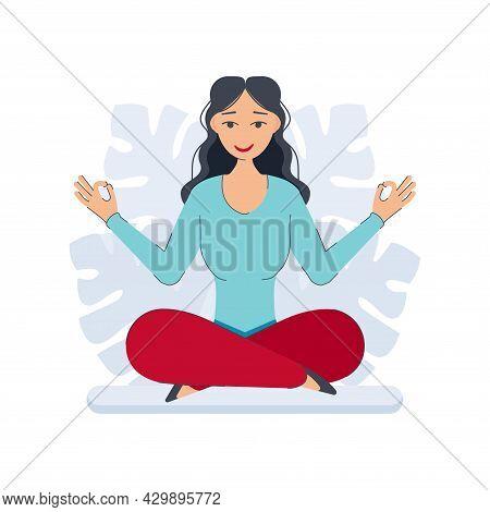 2021 Girl, Yoga Lotus New Dd Ww Isol