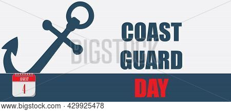 Card For Event August Day Coast Guard Day