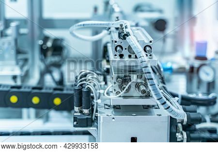 Automation Automation Compressed Air Production, Air Cylinder Machine Mechanical Engineering Pneumatics Pneumatic Cylinders