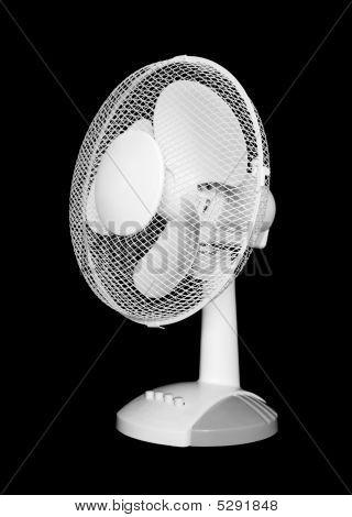 Stationary Desk Fan