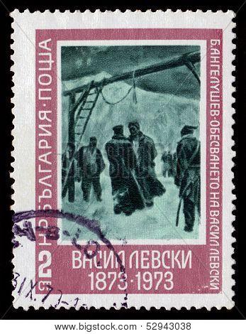 Execution Of Vasil Levski
