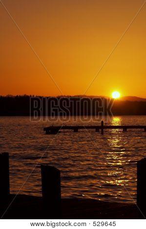 Sunset View (portrait)