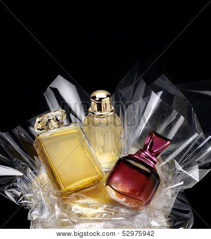 Generic Perfume Bottles In A Gift Set