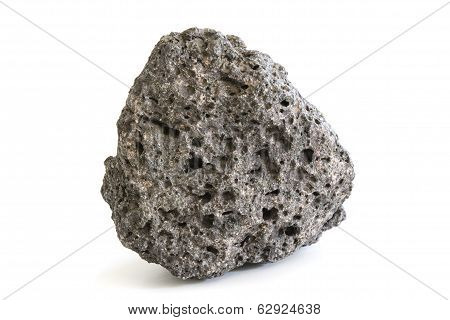 Piece Of Volcanic Extrusive Igneous Rock