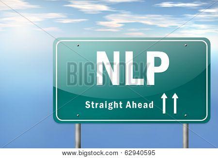 Highway Signpost Nlp