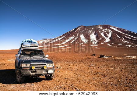 4X4 Off-road Journey