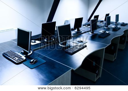 Computers Room