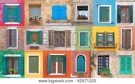 Italian Windows