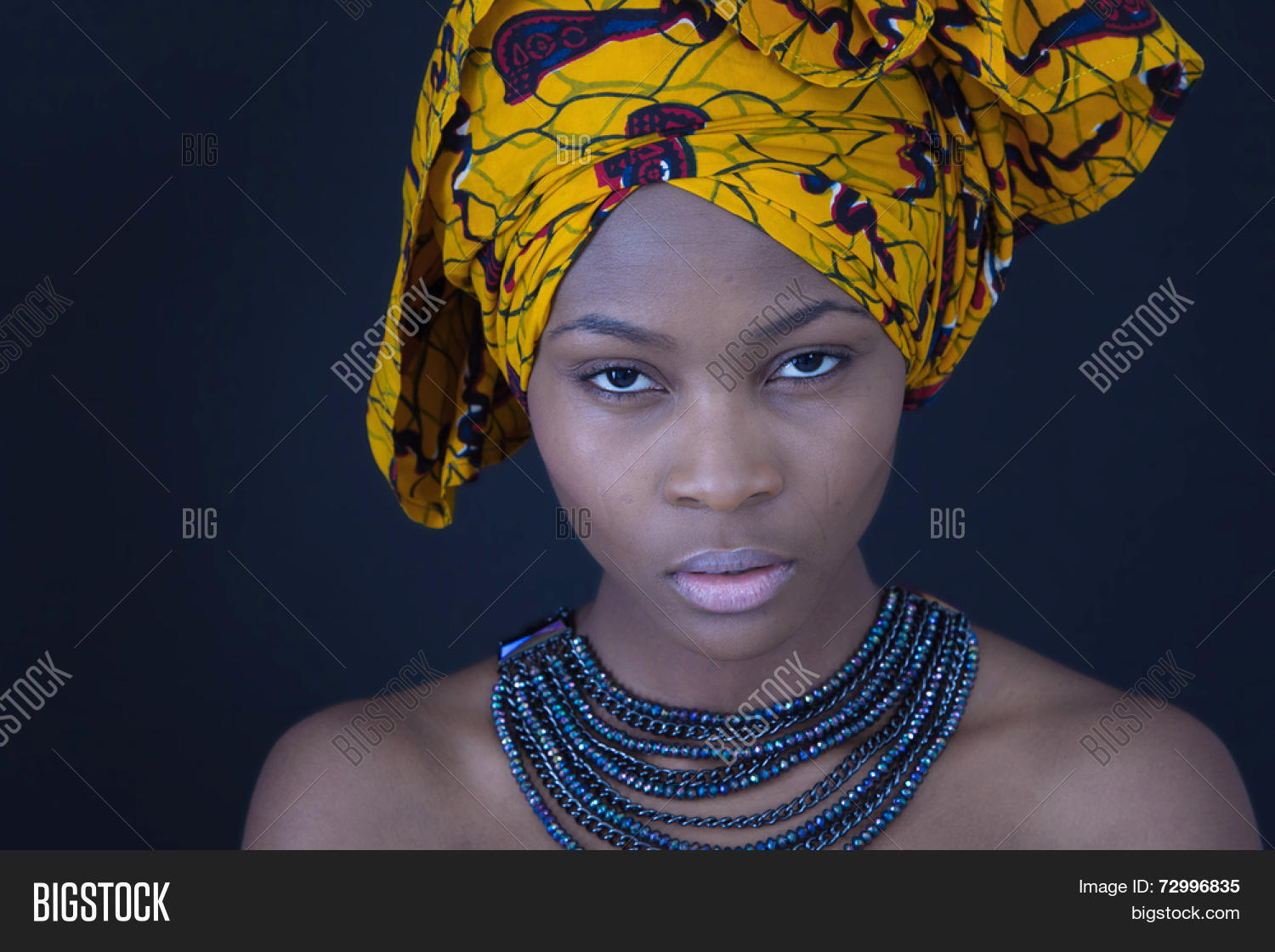Portrait Young African Image & Photo (Free Trial) | Bigstock