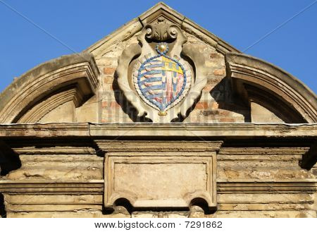 Pembroke College Coat Of Arms