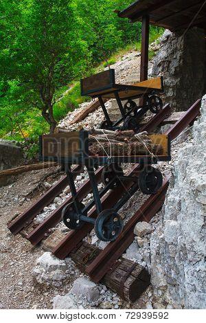 carts of World War One