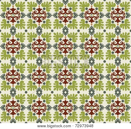 Seamless Pattern Background Four