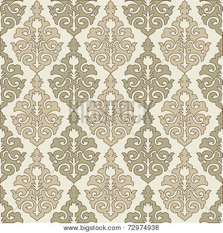 Seamless Pattern Background Seven Version