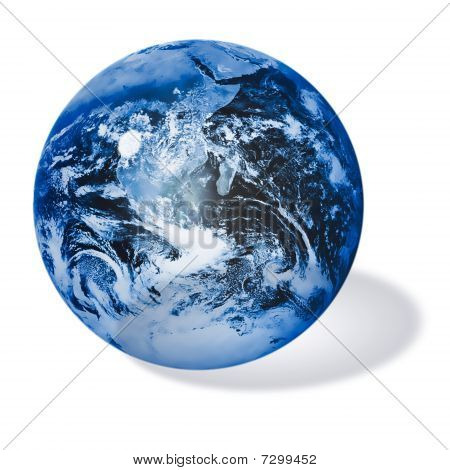 Illustration World Globe