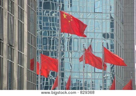 chinaofficeflag