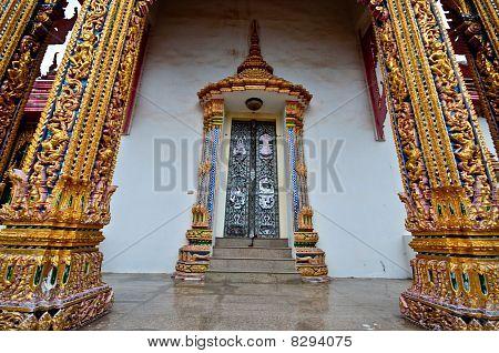 The Door Of Temple