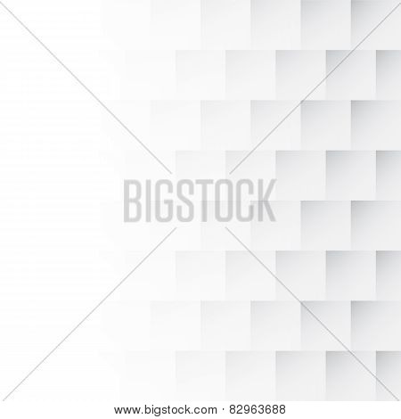 Abstract grey and white pattern for background
