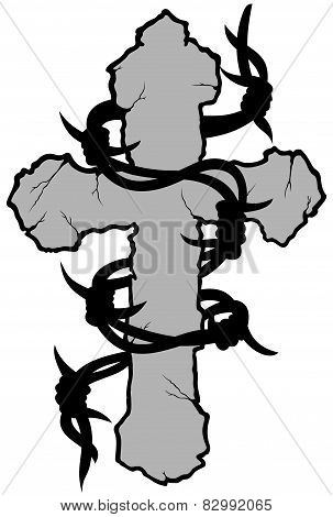 Christianity and barbed wire