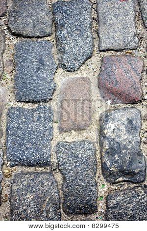 Background Cobblestones
