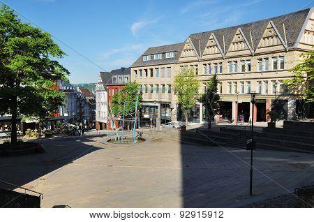 Marketplace In Siegen