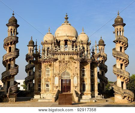 Junagadh City In Gujarat