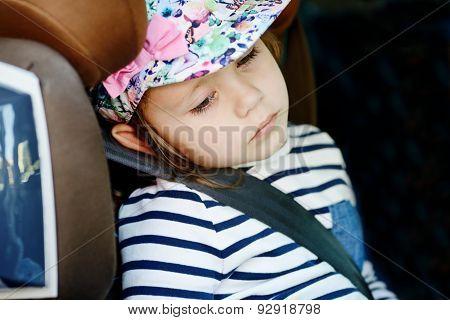 Tired Child