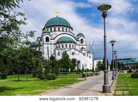 Church of Saint Sava, Belgrade, Serbia