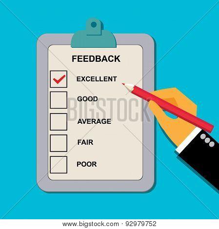 Evaluation, check