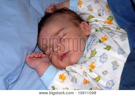 Mixed Race Baby Boy