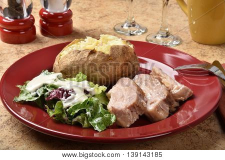 Prok Belly Dinner