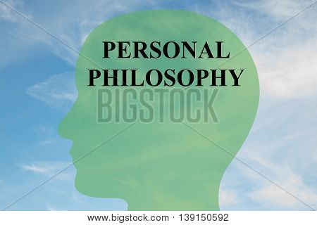 Personal Philosophy Concept