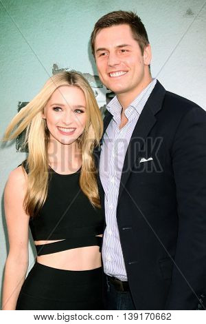 LOS ANGELES - JUL 19:  Greer Grammer at the