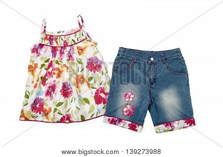 Little Girls Clothing